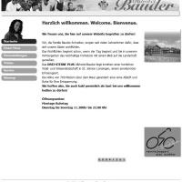 Albhotel-Bauder